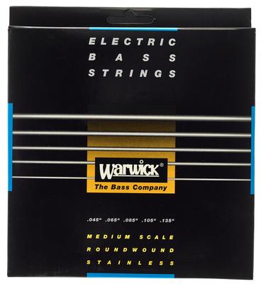 Warwick - Bass String Set 5-St. Medium