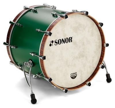 Sonor - SQ1 20'x16' Bass Drum Green