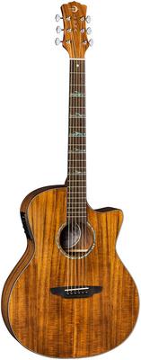 Luna Guitars - High Tide Koa Grand Concert AE
