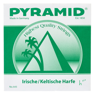Pyramid - Irish / Celtic Harp String h3