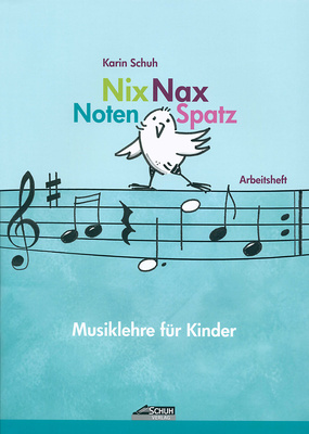 Schuh Verlag - Nix Nax Notenspatz