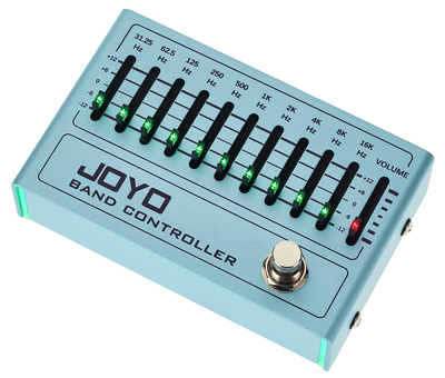 Joyo - Joyo R-12 Band Controller EQ