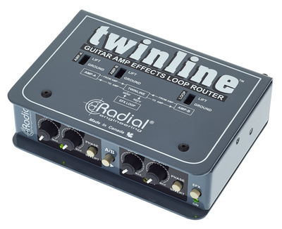 Radial Engineering - Tonebone TwinLine Effects loop