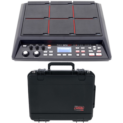 Roland - SPD-SX Pad + SKB 3i Case