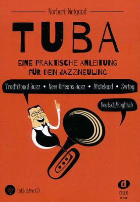 Edition Dux - Tuba - Anleitung für Jazz