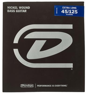 Dunlop - Bass 5-String Set 45/125