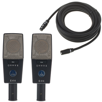 AKG - C414 XLS Stereo Set Bundle