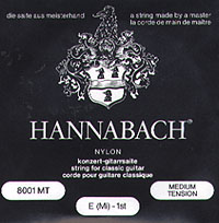 Hannabach - 800MT Black