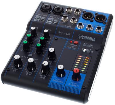 Yamaha - MG06