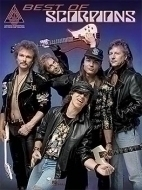 Hal Leonard - Best Of Scorpions