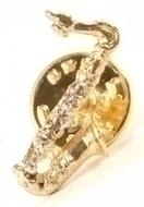Art of Music - Pin Saxophone Small