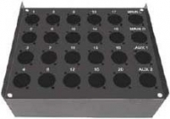 pro snake - Front Panel 4HE 9939