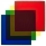 Lee - Colour Filter Set PAR64 4 pcs.