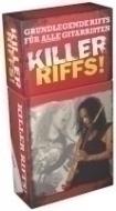Bosworth - Flashcards Killer Riffs German