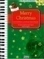 Hage Musikverlag - Merry Christmas PVG +CD