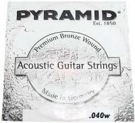 Pyramid - 040 Single String