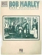 Hal Leonard - Bob Marley Bass Collection