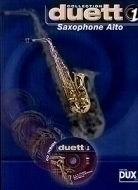 Edition Dux - Duet Collection Vol.1 A-Sax