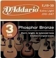 Daddario - EJ15-3D