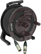 pro snake - DMX Cable Drum 50m 5 Pin