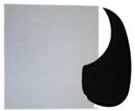 Göldo - PG00A Acoustic Pickguard Blank
