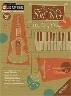 Hal Leonard - Jazz Play-Along Best Of Swing