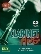 Edition Dux - Clarinet Plus Vol.2