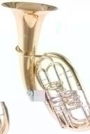 Kühnl & Hoyer - 78/4G Baritone Goldbrass