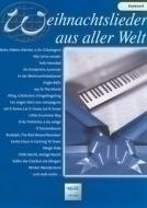 Holzschuh Verlag - Weihnachtslieder Welt Keyboard