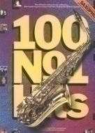 Wise Publications - 100 No.1 Hits (Alto-Sax)