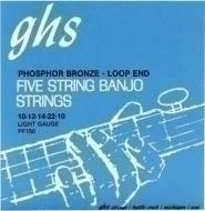 GHS - PF150 5-String Banjo Set