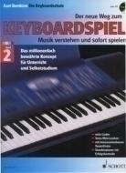 Schott - Der Neue Weg Zum Keyboard 2+CD