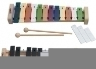 Goldon - Metalophone Soprano Set