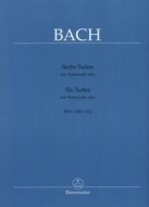 Bärenreiter - Bach Six Suites Cello