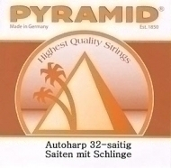 Pyramid - Autoharp String Set 32