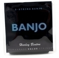 Harley Benton - Valuestrings 5-String Banjo
