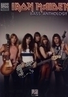 Hal Leonard - Iron Maiden Bass Anthology