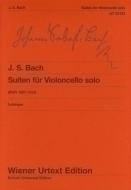 Universal Edition - Bach Suiten Cello