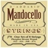 Daddario - EJ78 Mandocello