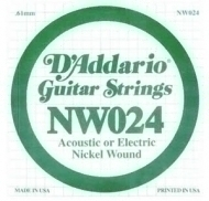 Daddario - NW024 Single String