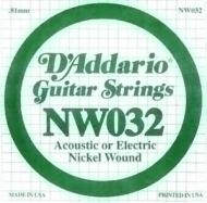 Daddario - NW032 Single String