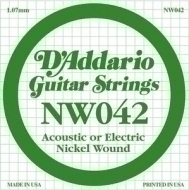Daddario - NW042 Single String