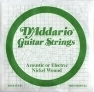 Daddario - NW059 Single String