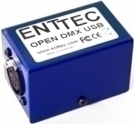 Enttec - Open DMX USB Interface