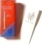 AW Reeds - Nr. 411 Bass Clarinet Boehm 3