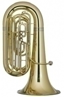 Melton - 2011FA-L Bb-Tuba Front Action