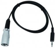 Eurolite - DMX-Adapter IN Jack 3,5/XLR