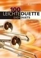 Hage Musikverlag - 100 Leichte Duette Posaune