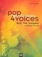 Helbling Verlag - Pop 4 Voices