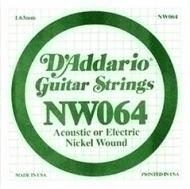Daddario - NW064 Single String